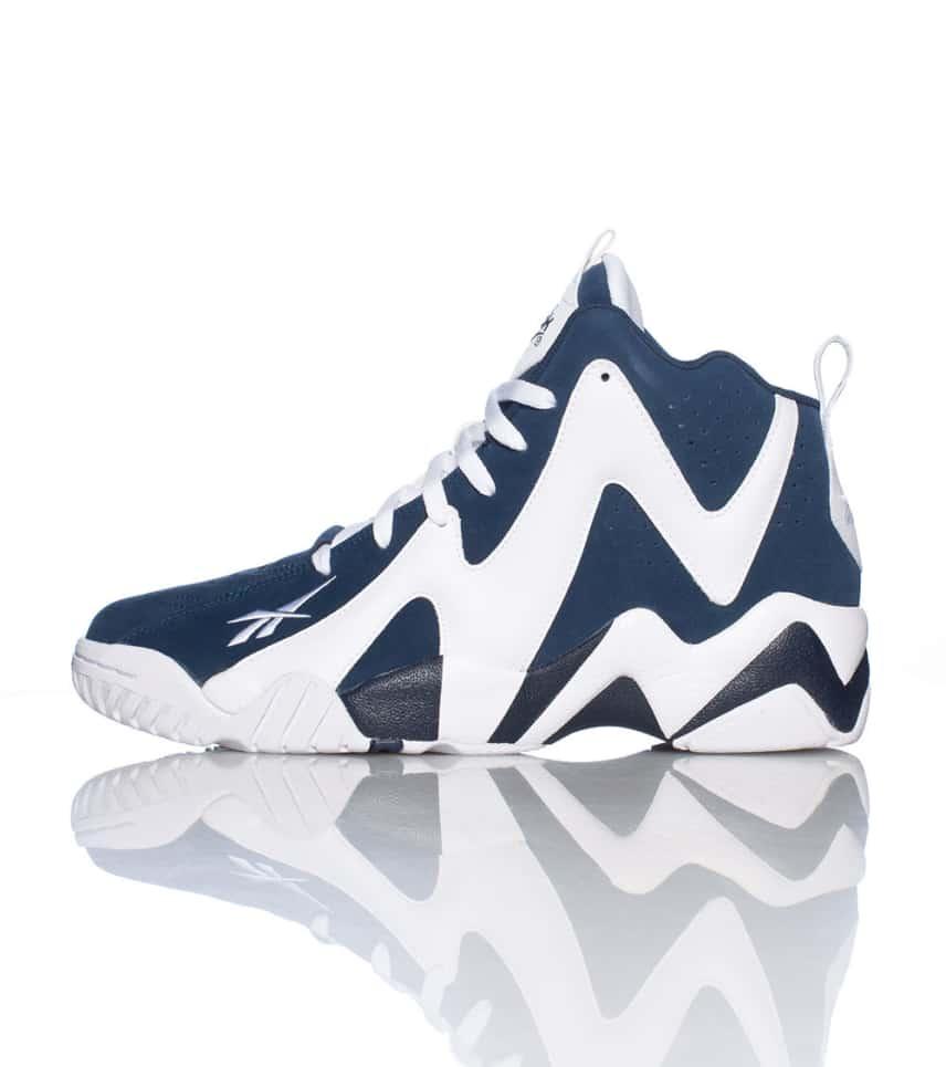 Reebok Kamikaze Ii Mid Sneaker (Navy) - V61031  a711e08c6