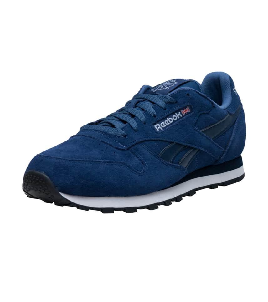 reebok blue sneakers