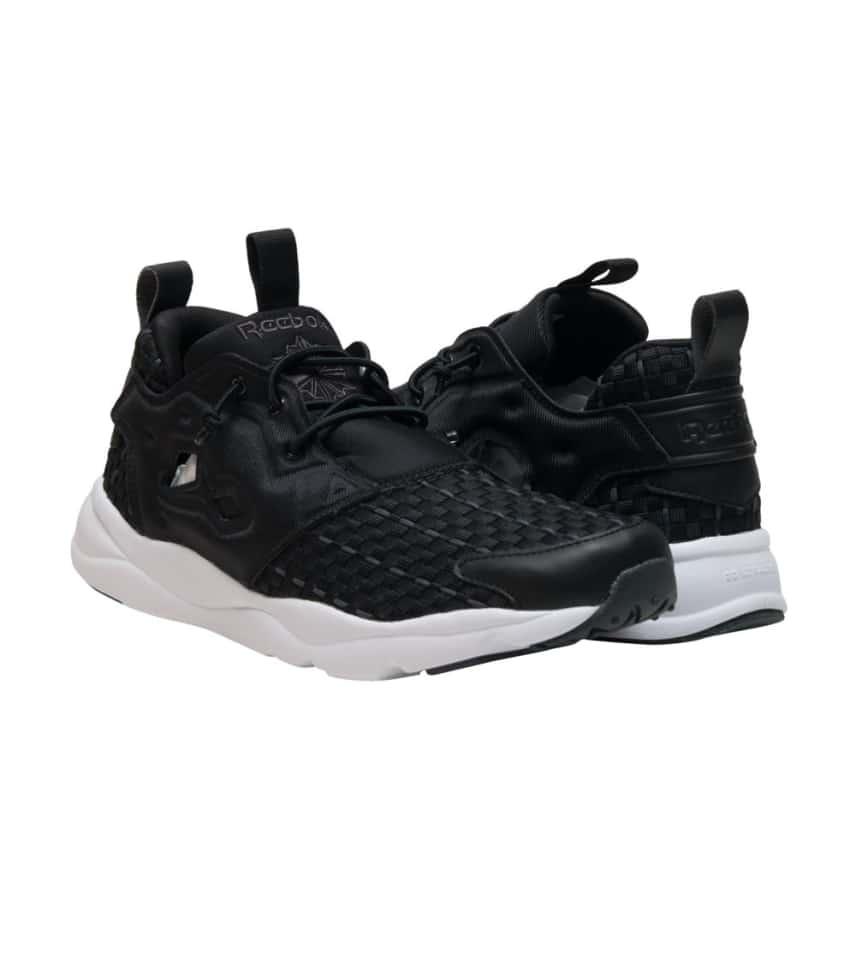 96e3b963b298bc Reebok Furylite Woven Sneaker (Black) - V70798