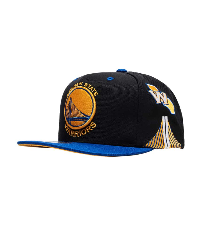 superior quality 74e83 c848a Mitchell and Ness Golden State Warriors Snapback