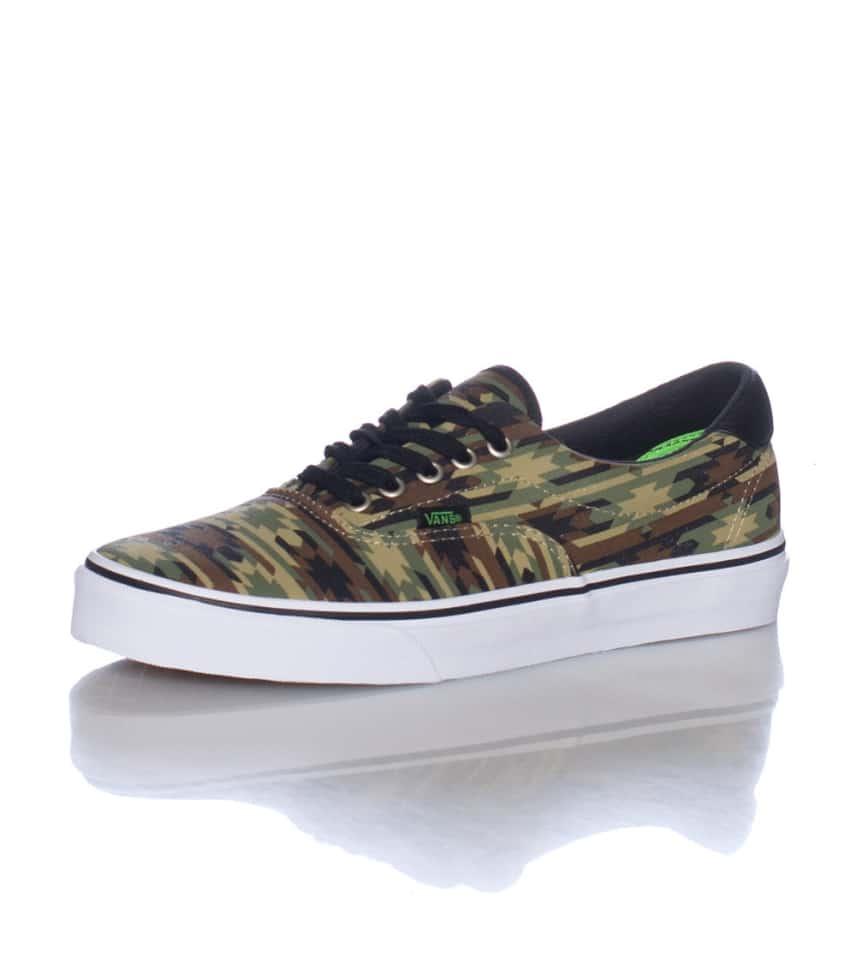 VANS Era 59 Camo Sneaker (Green) - VN-0UC69ZO  06dfd989832c