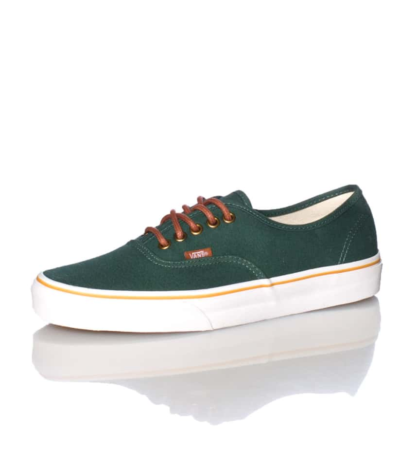 VANSAUTHENTIC SNEAKER.  27.00orig  45.00. COLOR  Dark Green 610adccef