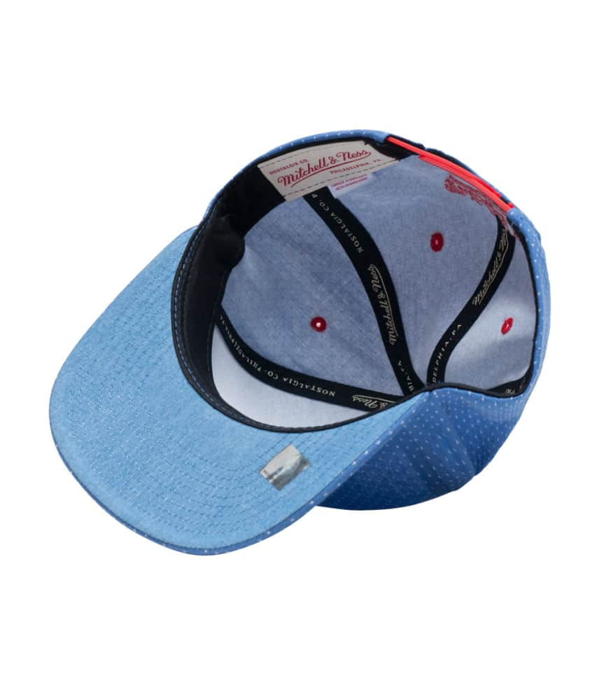 3d09bb1137354c ... Mitchell and Ness - Caps Snapback - PHILADELPHIA 76ERS SNAPBACK