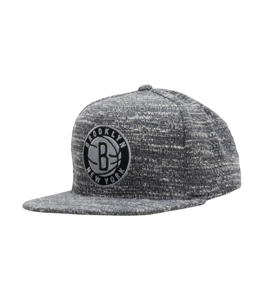 Brooklyn Nets Grey Noise Snapback