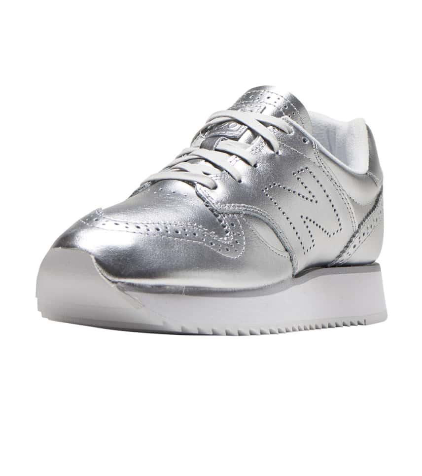 ed0d588338f98 New Balance 520 Lifestyle Sneaker (Silver) - WL520ME | Jimmy Jazz