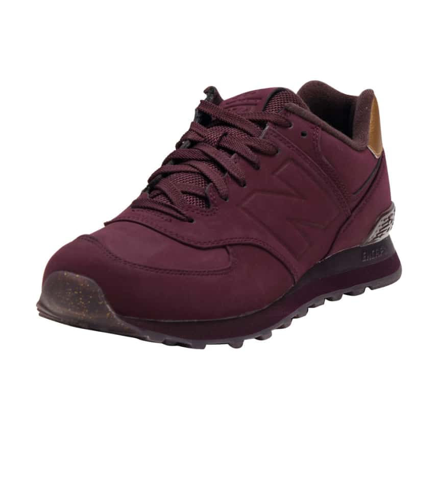 66328dc165e27 New Balance 574 SNEAKER (Burgundy) - WL574MTB | Jimmy Jazz
