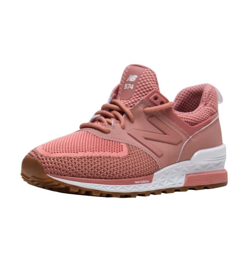 4180157ea8bf New Balance 574 SPORT SYNTHETIC (Medium Pink) - WS574WC