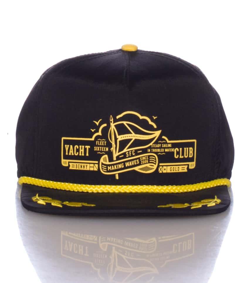 ... BENNY GOLD - Caps Snapback - YACHT CLUB SNAPBACK CAP ... f1c05cc3d12