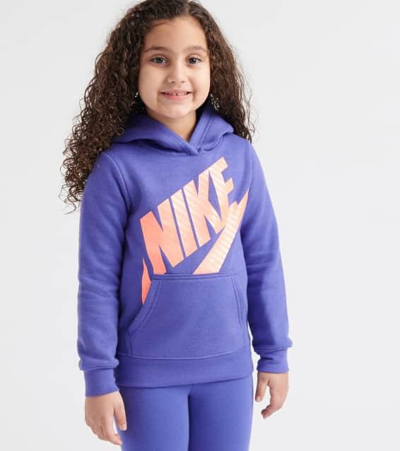 f0fcc124e21 Nike Girls 7-16 NSW Crop Favorites (Black) - AQ0611-010 | Jimmy Jazz