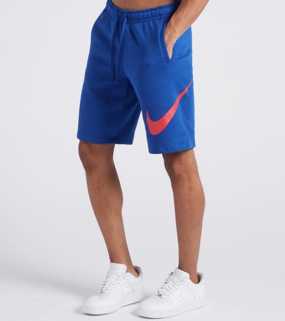 4c9228b6d6bc Nike Club Shorts Exploded Swoosh