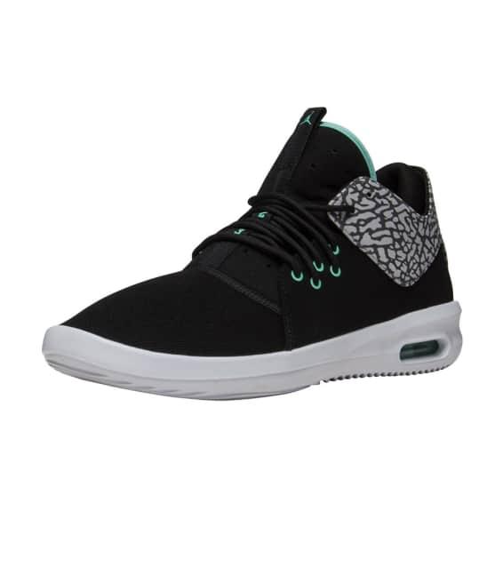 dd811da997c2 Jordan 1 Mid Sneaker (Black) - 554724-050