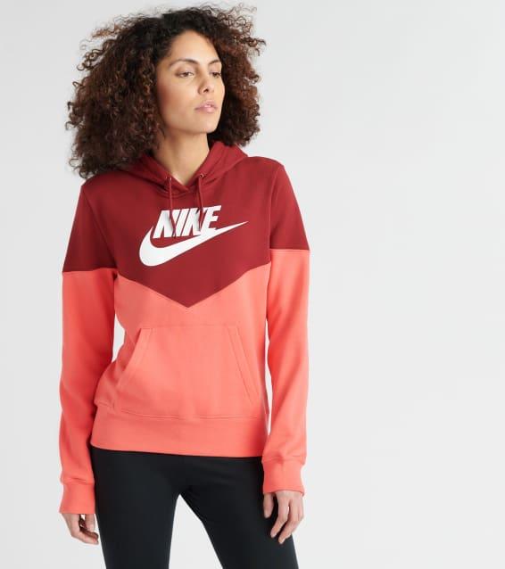 e077dff5db1b Nike Heritage Pullover Hoodie