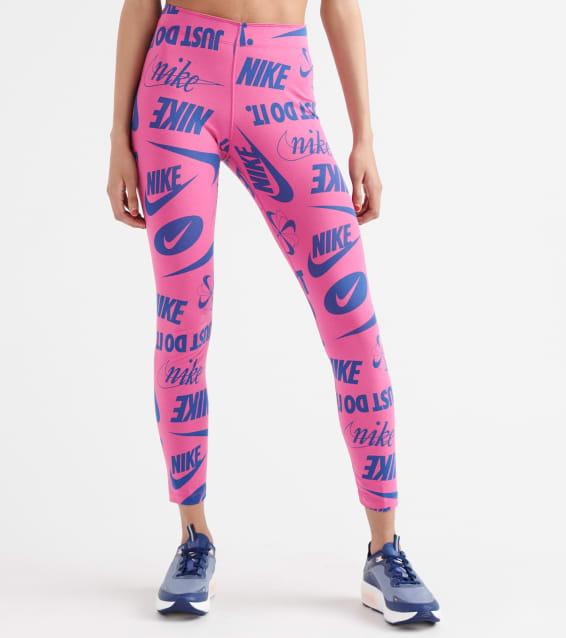 fc918da2985b4f Nike All-Over Print Legasee Logo Leggings