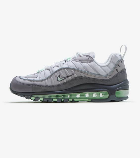 new arrival 06346 b5f7a Nike Air Max 98 (Grey) - 640744-011 | Jimmy Jazz
