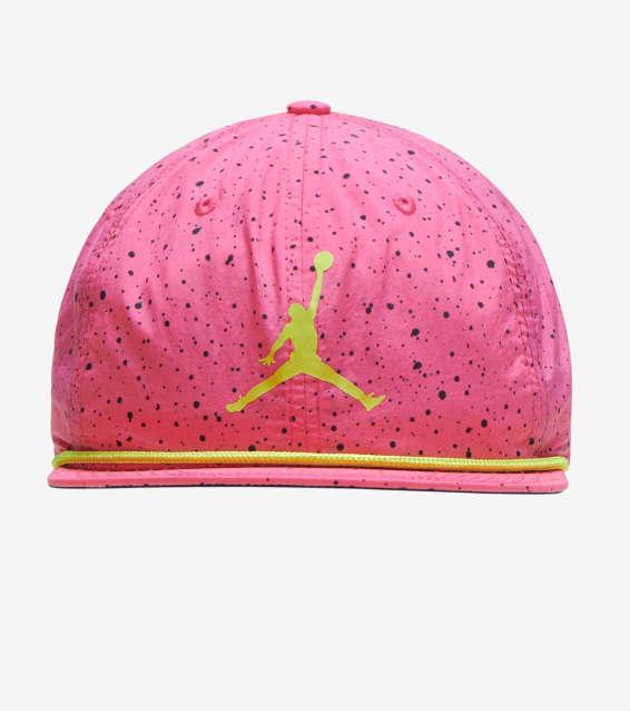 quality design 2b5f6 a4cf4 Jordan Pro Poolside Snapback Hat
