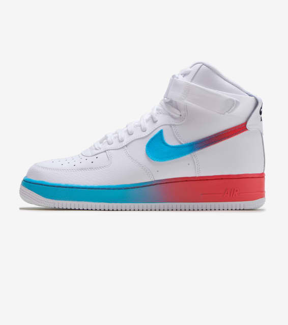 new product 49a4f 4eb98 Nike Air Force 1 High  07 LV8