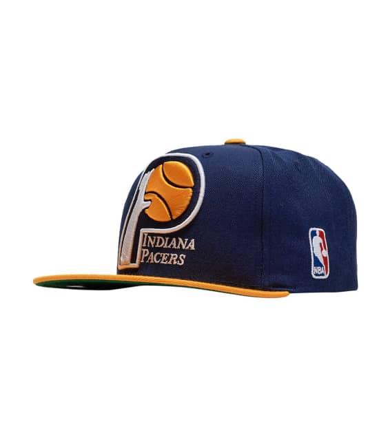 43abd1534eb New Era New York Knicks Metal   Thread Hat (Blue) - 11840246H ...