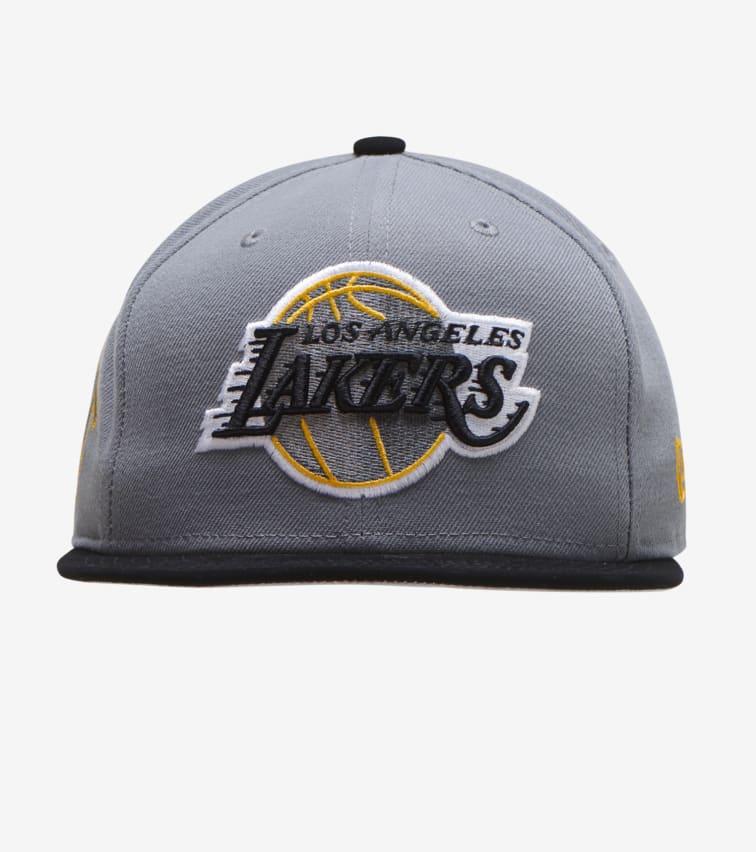 ef95168c0ef56f New Era Lakers Cool Grey Snapback (Grey) - 12154730   Jimmy Jazz