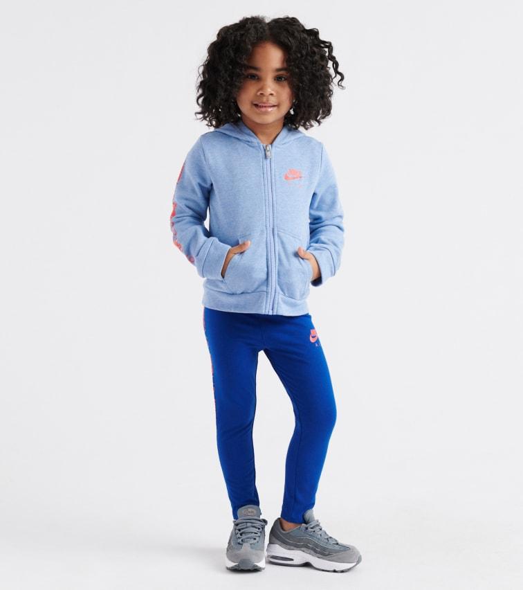 Nike Hoodie and Legging Set (Blue) 26E718 C3M | Jimmy Jazz