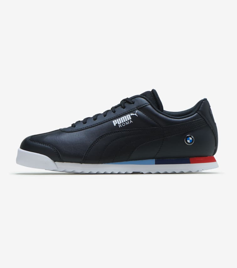 Bmw Mms Roma Shoes In Black