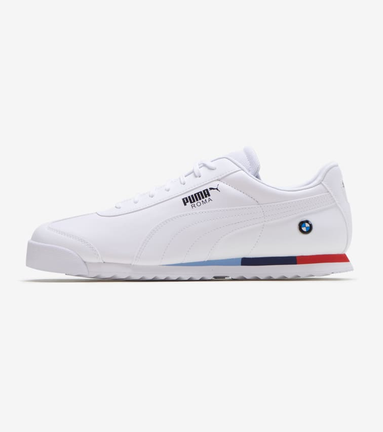 Puma BMW MMS Roma Shoes (White) 306195 04 | Jimmy Jazz