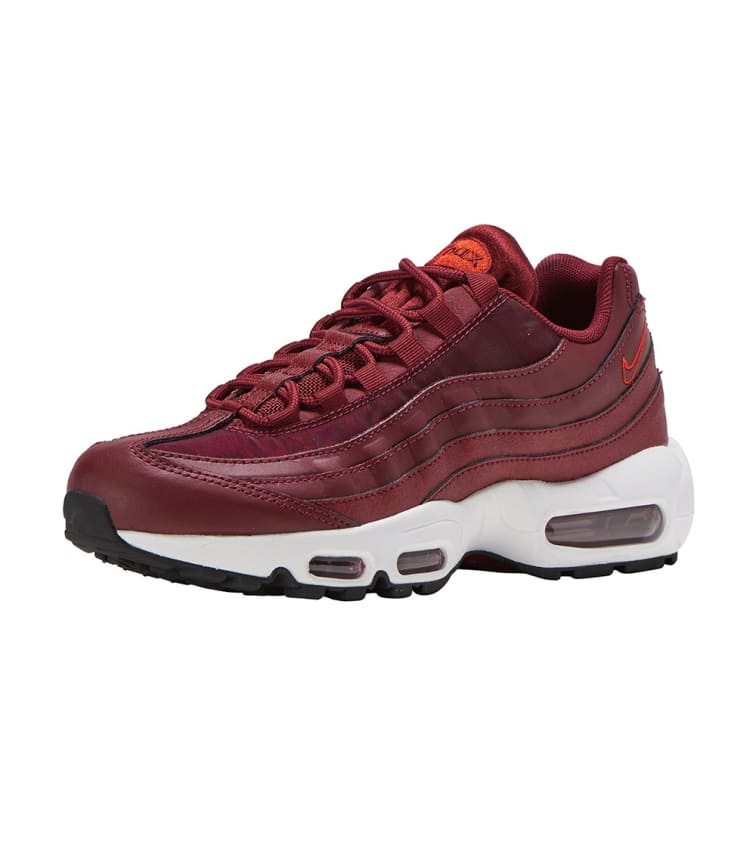 best service ac5e0 64360 Nike Air Max 95 (Burgundy) - 307960-605 | Jimmy Jazz