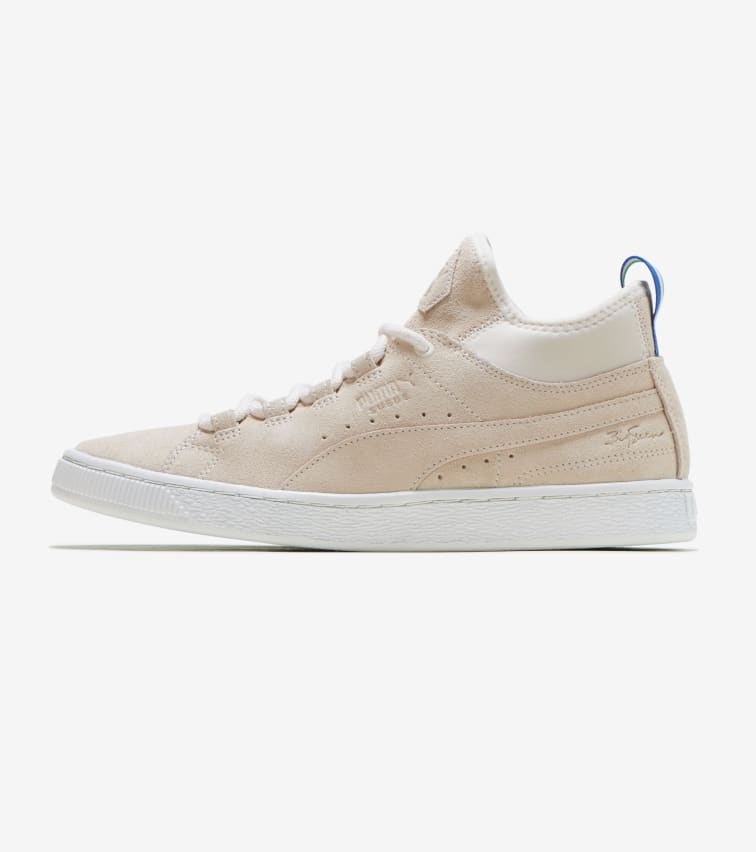 finest selection 16a4a 7199f Puma Suede Mid BIG SEAN (White) - 366466-01 | Jimmy Jazz