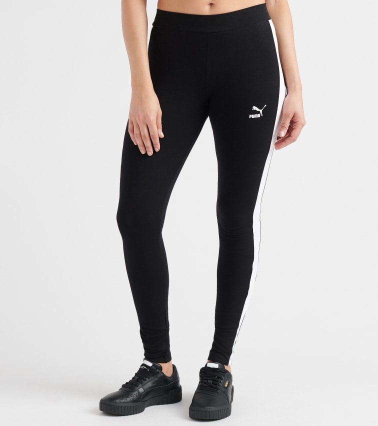 Puma Archive Logo T7 Legging In Black