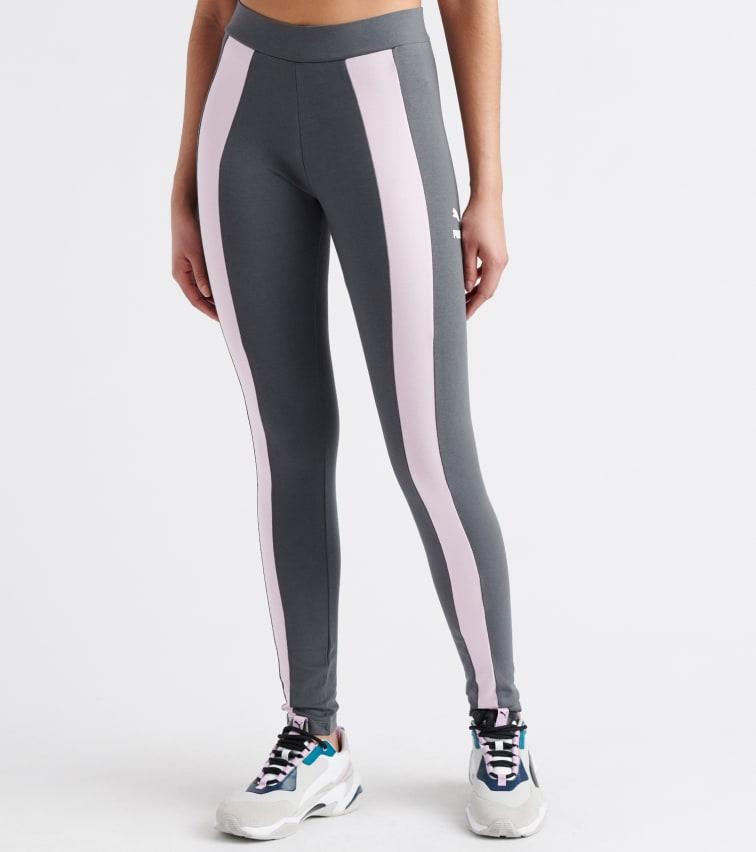 Puma Classics T7 Legging In Grey