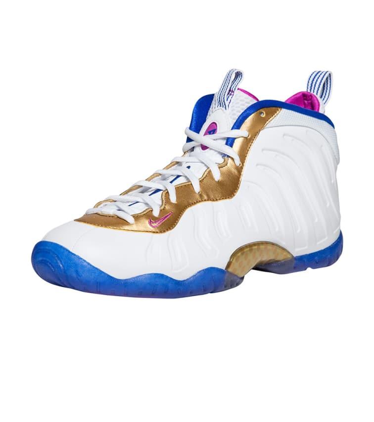8703b081be1 Nike LITTLE POSITE ONE SNEAKER (White) - 644791-103