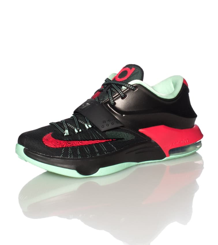 eac79a086a79 Nike KD Vii Bad Apples Sneaker (Black) - 653996063