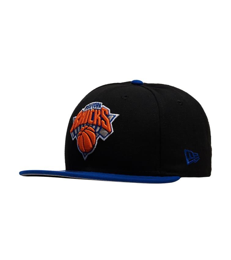 New Era New York Knicks Snapback (Black) - 70353531  243829fc47c