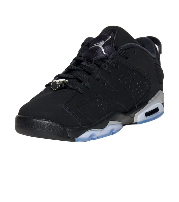 sports shoes a4048 072da Jordan RETRO 6 LOW SNEAKER (Black) - 768881-003 | Jimmy Jazz