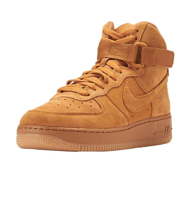 uk availability 37b17 637ef Nike Air Force 1 High LV8 (Medium Brown) - 807617-701   Jimmy Jazz
