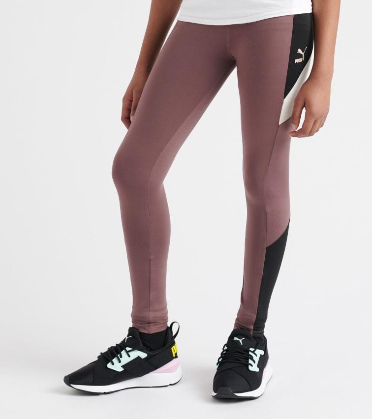Puma T7 Legging In Medium Purple