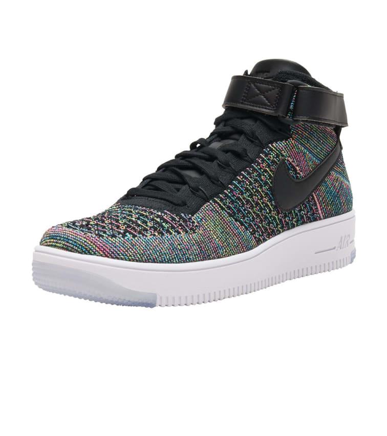 49c0f820f Nike AF1 ULTRA FLYKNIT MID SNEAKER (Multi-color) - 817420-601 | Jimmy Jazz