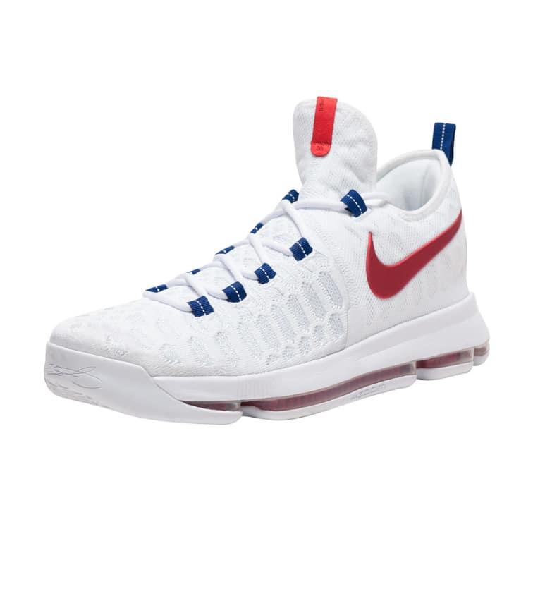 b6f6bd449ce Nike NIKE ZOOM KD9 (White) - 843392-160