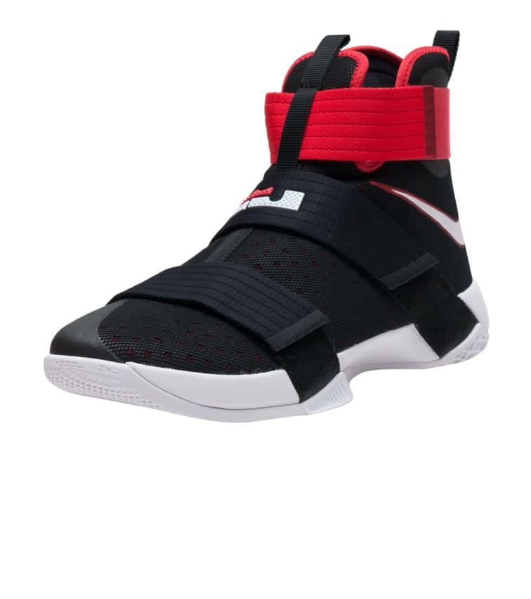 newest 0de98 55e4b Nike LEBRON SOLDIER 10 (Black) - 844374-016 | Jimmy Jazz