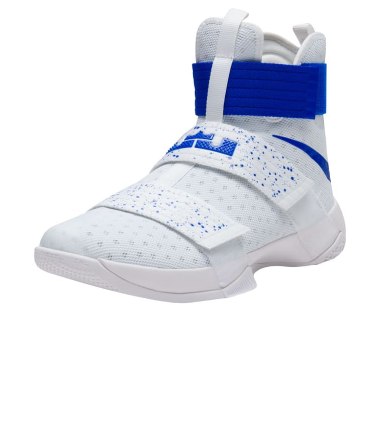 timeless design 34e0f 29769 Nike LEBRON SOLDIER 10 (White) - 844374-164 | Jimmy Jazz