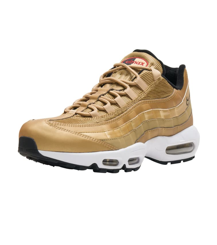 separation shoes c4eab 70e3a Nike Air Max 95 Premium QS (Gold) - 918359-700 | Jimmy Jazz
