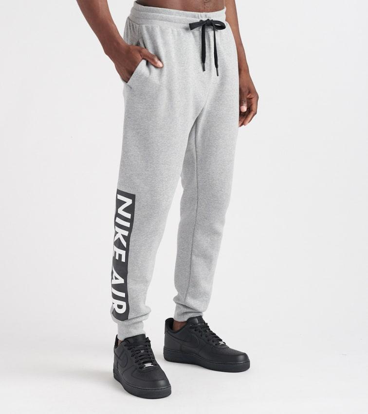 10ffb69d0e7b Nike Air Fleece Pant (Grey) - 928637-063