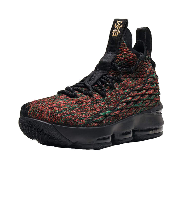 1715521bb5b Nike LEBRON XV BHM LMTD (Multi-color) - 943762-900