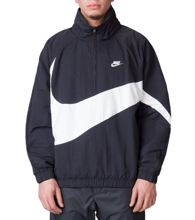 6d5a3dbb28ce Nike Anorak Jacket (Black) - AJ1404-010