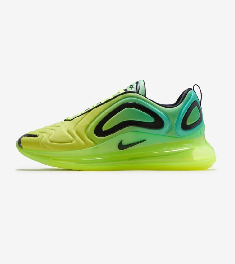 promo code e6a30 806b1 Nike Air Max 720 In Green