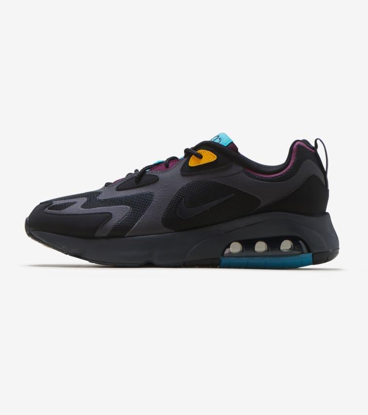"""énorme réduction eb44b 3bf52 Nike Air Max 200 """"Bordeaux"""" (Black) - AQ2568-001   Jimmy Jazz"""