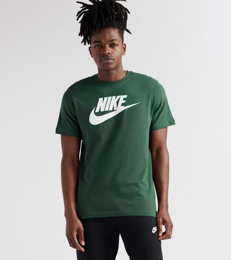 nike t-shirt ss m nsw tee icon futura