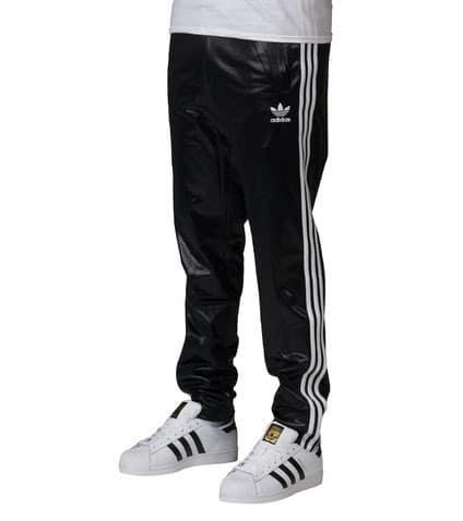 ae1037c04796e adidas CHILE CUFFED TRACK PANT (Black) - AY7716-001