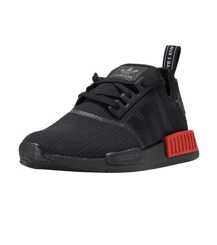 new concept 6f0ee eb5fa Adidas NMD_R1 (Black) - B37618 | Jimmy Jazz