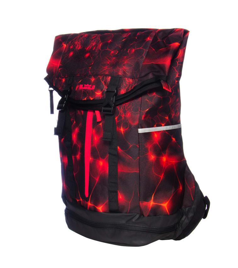 63aba431a1 Nike LEBRON AMBASSADOR BACKPACK (Red) - BA4750008