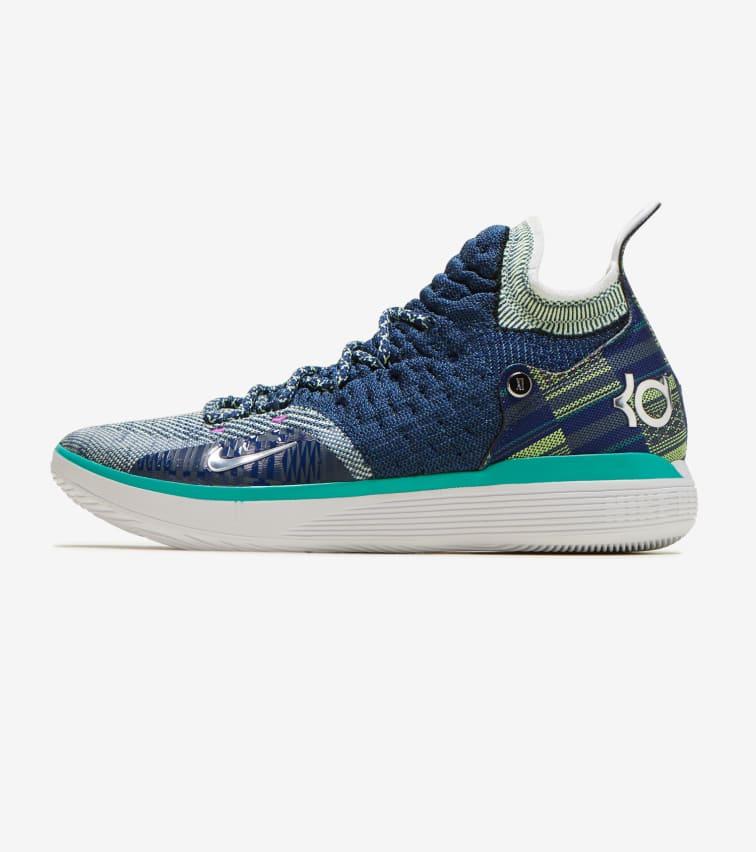 33859283590e Nike Zoom KD11 BHM (Navy) - BQ6245-400